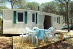 Rental - Bungalow  air-conditioning - Homair - Les Lacs du Verdon