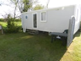 Rental - Cottage - 2 bedrooms - Camping Le Rivage