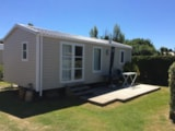 Rental - Cottage Grand Confort - 2 bedrooms - Camping Le Rivage