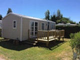 Rental - Cottage Grand Confort - 3 bedrooms - Camping Le Rivage