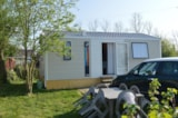 Rental - Mobile-Home Rideau Bermudes Duo 2016 - Camping LA PETITE FORET