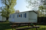 Rental - Mobile Home Sun Roller - Camping LA PETITE FORET
