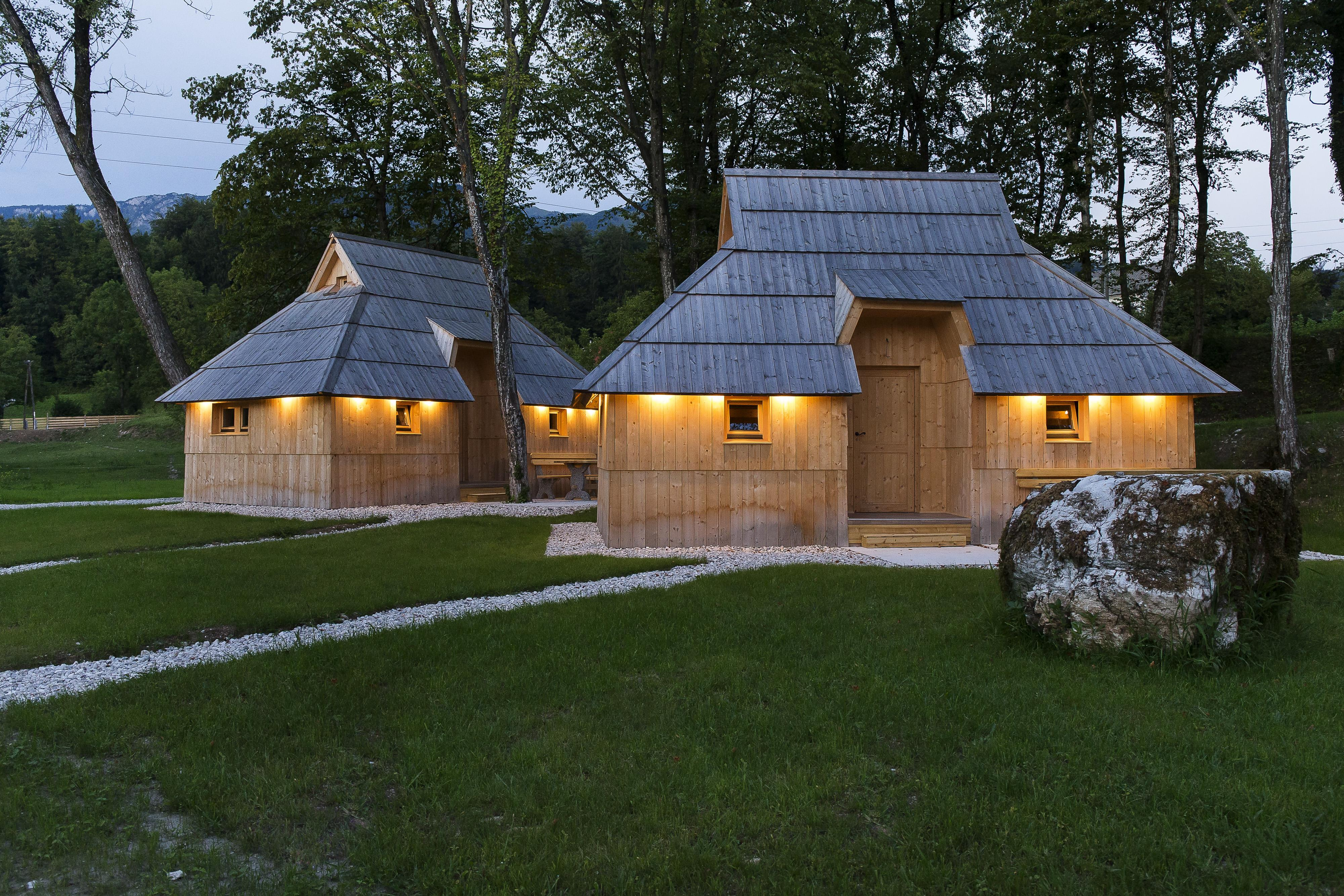 Alojamientos - Wooden Lodge - Slovenia Eco Resort
