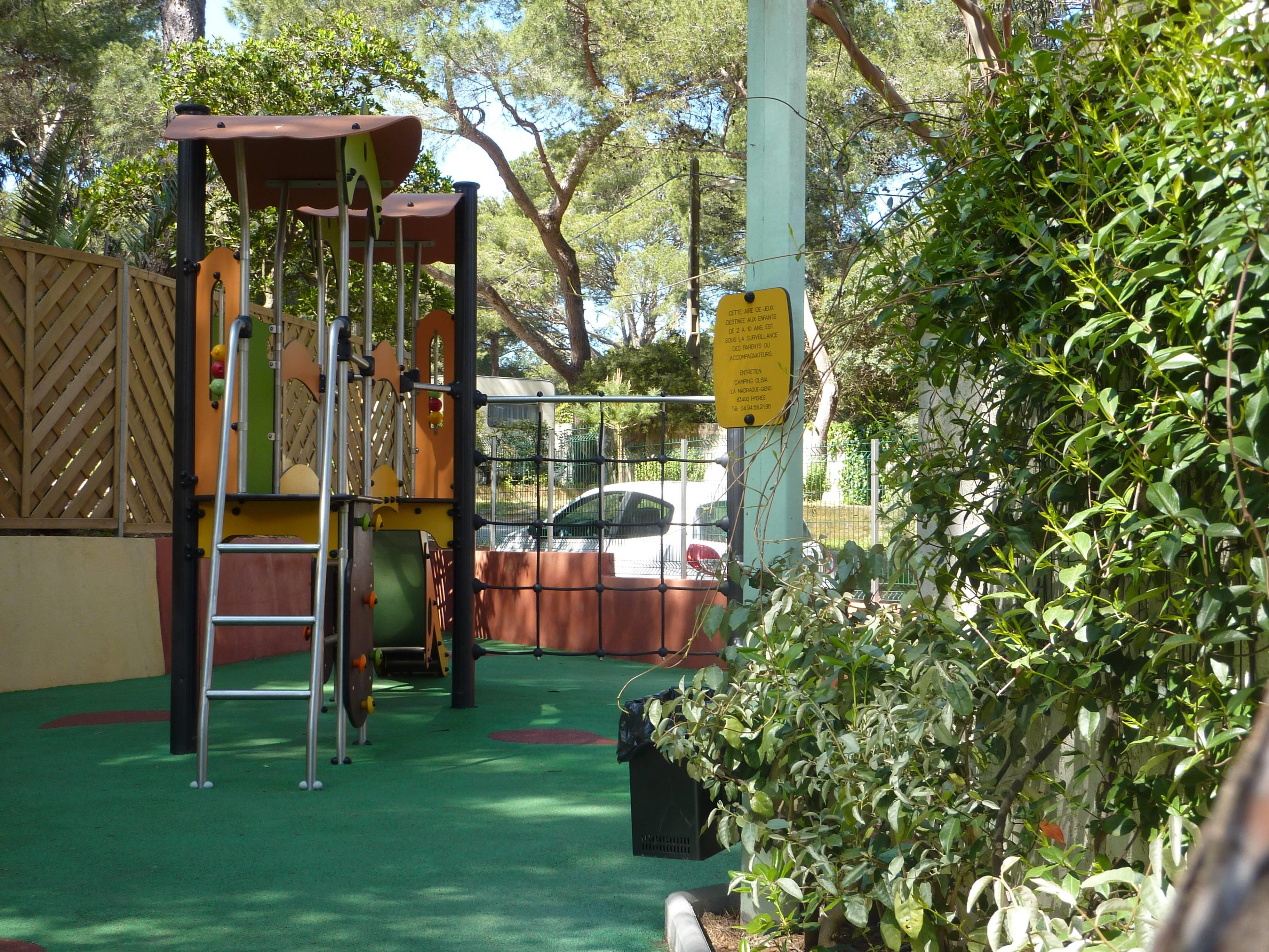 Serviceangebote Camping Olbia - HYERES