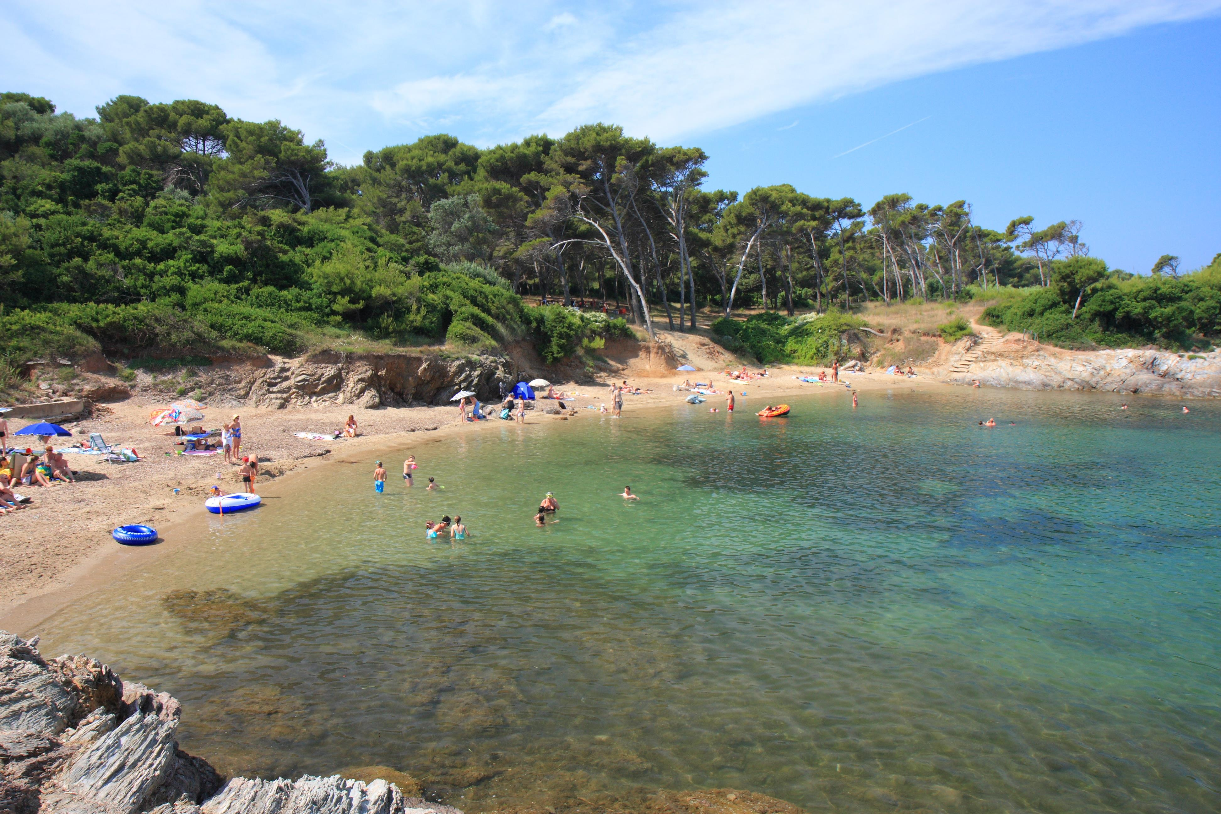 Strände Camping Olbia - HYERES