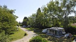 Establishment Camping Les Huttins - Amphion-Les-Bains