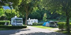 Emplacement - Emplacement + Véhicule - Camping Marie France