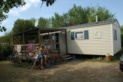 Busard - Mobile home 28 m² - 2 bedrooms