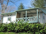 Rental - Chalet 3 Bedrooms - Camping Le Moulin Brûlé