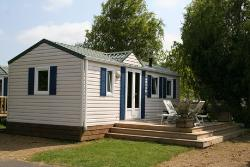 Mobile Home Île Bono Louisiane (2 Bedrooms)