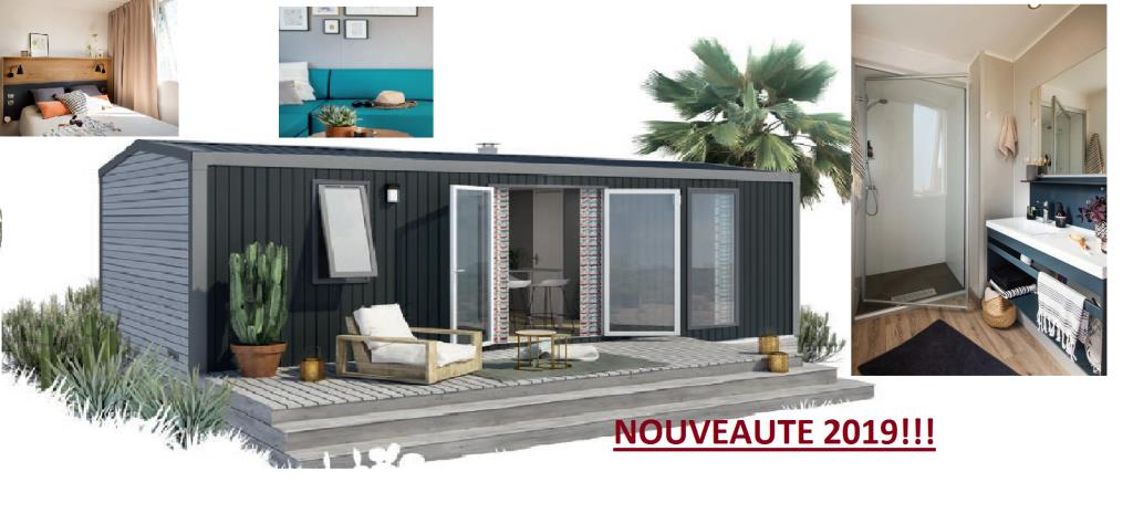 Mobile Home 7 Îles Irm Super Mercure Riviera (2 Bedrooms)
