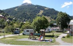 Establishment Camping Caravaneige De Sainte-Thècle - Valloire