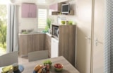 Rental - Mobile Home Premium 23m² 2 bedrooms - Camping Les Cadenières