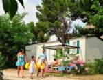 Leje - Bungalow airconditioning - Homair - Castell Montgri