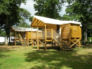 ECOLODGE ON PILES - 2 Bedrooms