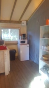 Rental - ECOLODGE ON PILES - 2 Bedrooms - Camping Port Mulon