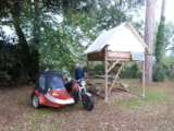 Rental - BIVOUAC with breakfast included - Camping Port Mulon