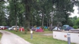 Pitch - FESTIVAL PACKAGE - tent + Breakfast without car - Camping Port Mulon