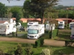 Pitch - Package Camping-Car + electricity 6A - Camping les Alouettes