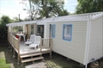 Rental - Mobile Home Excellence (3 bedrooms) 32m²  - New 2016 - Camping les Alouettes
