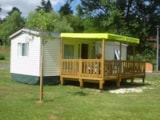 Rental - Mobile Home - Camping de Civray