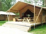 Rental - Lodge - Camping de Civray