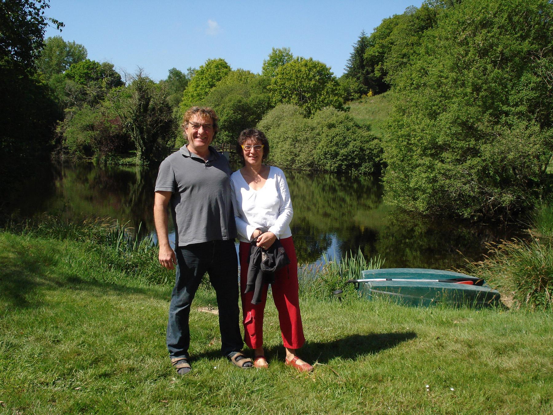 Owner Vallon de Kerlenn Camping Nature - GUERN
