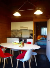 Rental - Chalet Grand Causse 54m² (2 bedrooms) - Les Chalets de la Gazonne