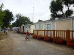 Sud Ouest Mobilhome Camping l'Océanic