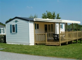 Mobile Home Confort  - 2 Bedrooms Included Access To The Inside Swimming Pool