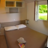 Rental - Mobile home Confort 31m² - 2 bedrooms included access to the inside swimming pool - Camping de TY NENEZ