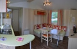 Rental - Mobile home Confort 31m² - 2 bedrooms included access to the inside swimming pool - Camping TY NENEZ