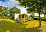 Rental - Mobile home Confort  - 2 bedrooms included access to the inside swimming pool - Camping TY NENEZ