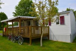 Mobile Home Confort  - 3 Bedrooms Included Access To The Inside Swimming Pool