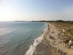 Plages Camping Goh Velin - St Gildas De Rhuys
