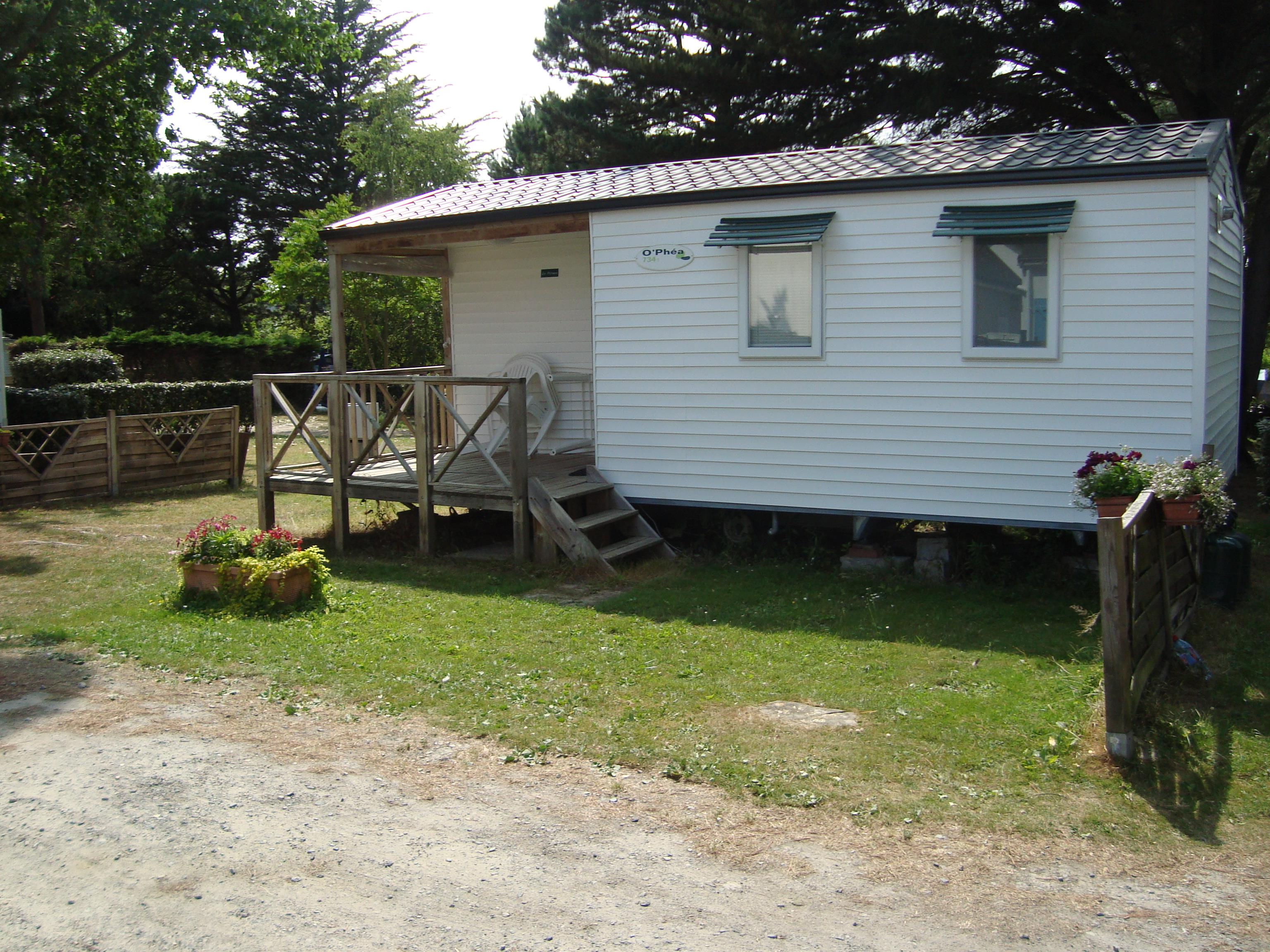 Mobile-home O'Phéa 28m² - 2 bedrooms