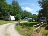Pitch - Pitch: camping-car - Camping Les Cerisiers