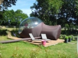 Rental - Bubble Room - without toilet blocks - Camping Les Cerisiers