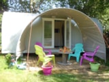 Rental - Coco Sweet - without toilet blocks - Camping Les Cerisiers