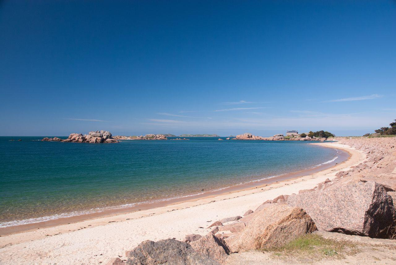Plages WEST CAMPING - PERROS-GUIREC