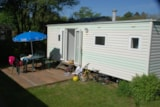 Rental - Mobile Home Mercure (2 Bedrooms) - Camping Blanche Hermine