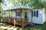 Rental - Mobile Home Confort Plus Super Mer (2 Bedrooms) - Camping Blanche Hermine