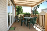 Rental - Mobile Home Premium (2 Bedrooms) - Camping Blanche Hermine