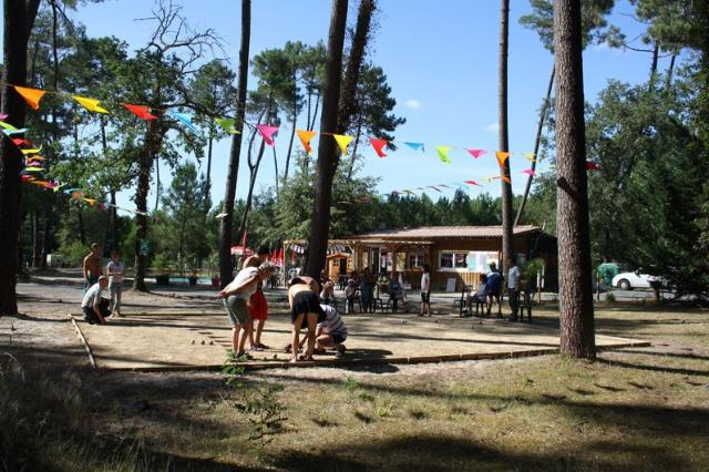 Leisure Activities Camping Vert Bord'Eau - Saint-Symphorien