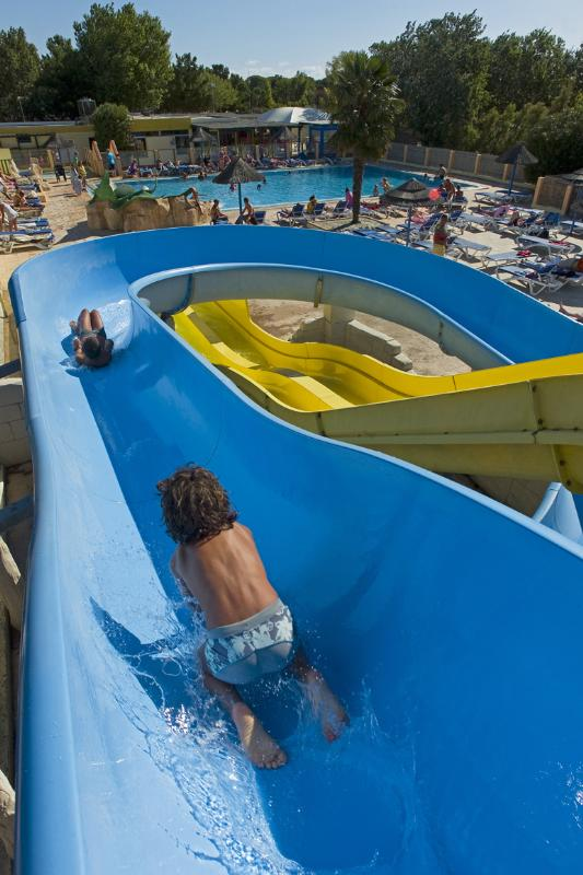Bathing Camping Le Trivoly - Kheops Vacances - TORREILLES