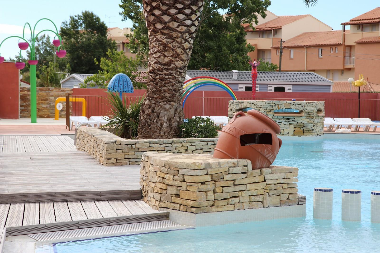 Establishment Camping Le Mas de la Plage - Vias Plage