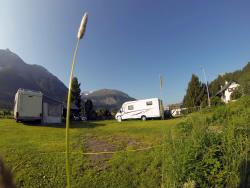 Pitch - Pitch for caravan - Camping Madulain