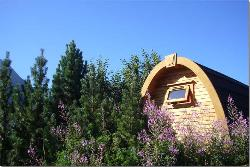 Huuraccommodaties - PODHouse - Camping Madulain