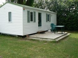 Mobil-home Eco 28m² 2 chambres + terrasse