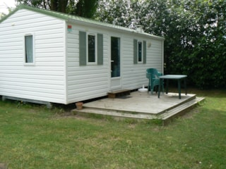 Mobile Home Eco 28M² 2 Bedrooms + Terrace